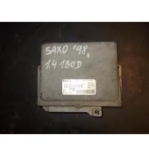 Citroen Saxo 1.4 R.V 96-99 Řídící jednotka motoru